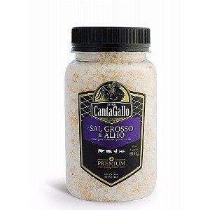 Sal grosso & Alho - 600 gr