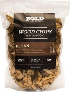 WOOD CHIPS PECAN --1KG