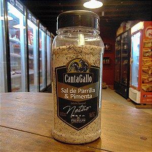 Sal de Parrilla & Pimenta by Netão - 900g