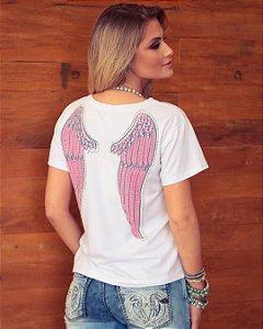 Blusa. T-Shirt dreamer Zenz ZW0418017 3017 3cfef64520f