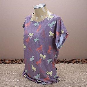 Blusa estampada color horse Caballus CF 019 3029 34c2fa2f3a8