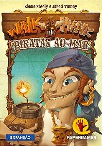 Walk the Plank: Piratas ao Mar