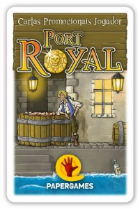 Port Royal - Cartas Promocionais