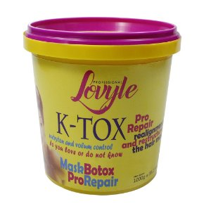 K-Tox Mask Botox Pro Repair 1kg Lovyle