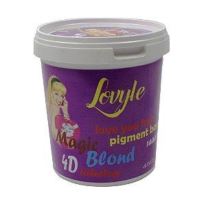 Magic Blond 4D technology 500g Lovyle