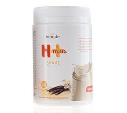 SHAKE H+ HINODE - BAUNILHA 550G