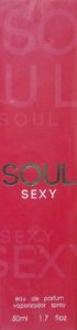 Perfume Feminino SOUL SEXY (50ml) Inspirado em 212 Sexy Feminino