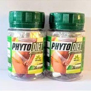 Phyto Diet Composto Emagrecedor 30 Capsulas