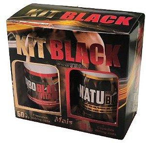 Kit Turbo Black Emagrecedor