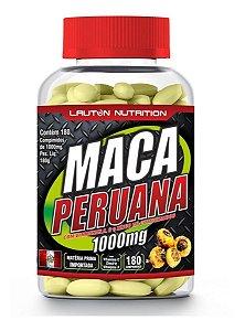 Maca Peruana 180 comprimidos de 1000 mg Nutrição