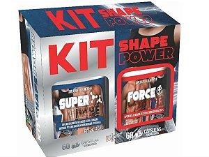 Suplemento Kit Shape Power - Emagrecimento Saudável