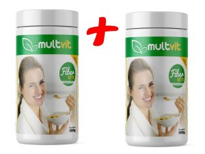 Combo 2 Multvit Original Regulador Intestinal Fiber7