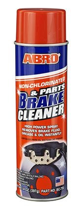 ABRO BRAKE CLEANER AND PARTS - 397gr
