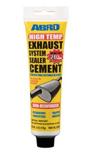 ABRO EXHAUST SYSTEM SEALER CEMENT - 170g