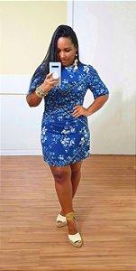 Vestido Dress to Estampa Lazuli - Exclusivo de multimarcas