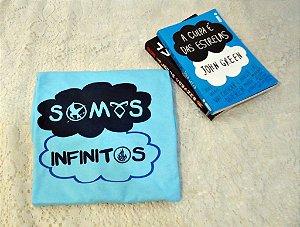 Camiseta - Somos Infinitos