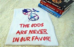 Camiseta - Jogos Vorazes