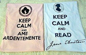 Camiseta - Jane Austen