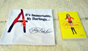 Camiseta - Pretty Little Liars