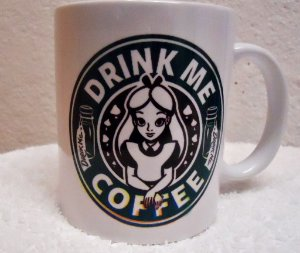 Caneca - Drink Me Coffee