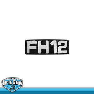 Emblema Frontal FH 12