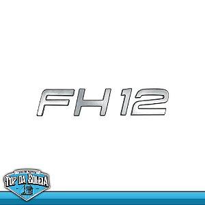 Letreiro Volvo FH 12