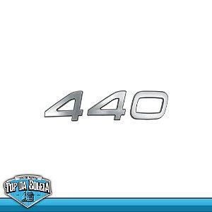 Letreiro 440 Volvo FH / FM