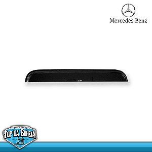 Calha de Chuva Porta para Caminhão Mercedes Benz 608 Adesiva Reta