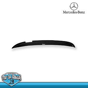 Calha de Chuva Porta para Caminhão Mercedes Benz 1113 - 1114 Adesiva Grande