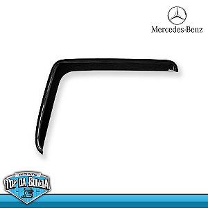 Calha de Chuva Porta para Caminhão Mercedes Benz 1418 - 1935 - 1941 ( Sem Recorte)