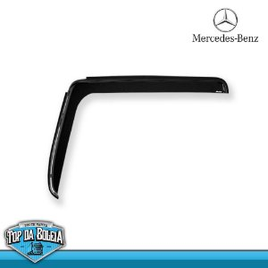 Calha de Chuva Porta para Caminhão Mercedes Benz 1938L - 1620 - 1720 (Com Recorte)