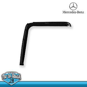 Calha de Chuva Porta para Caminhão Mercedes Benz Actros