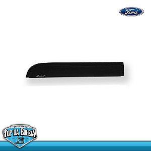 Calha de Chuva Porta para Caminhão Ford Transit Adesiva Reta