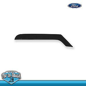 Calha de Chuva Porta para Caminhão Ford Transit Adesiva Meia Reta