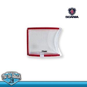 Protetor de  Sinaleira Scania  S 5 P - G - R 2013 com Sinaleira  ( Led )