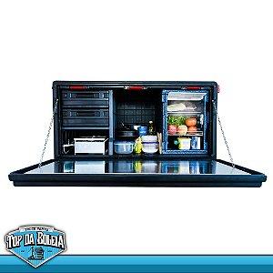 Caixa de Cozinha com Geladeira para Caminhão Climabox Ice
