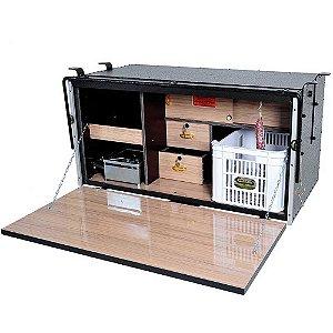 Caixa de Cozinha para Caminhão Caibi Tradicional Premium 114 x 63 x 62