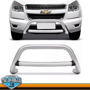 Quebra Mato Universal Elegance com Barra Cromado para Chevrolet S-10 à Partir de 2012