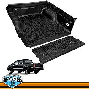 Protetor de Caçamba para Toyota Hilux de 2006 à 2015 Cabine Dupla
