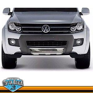 Overbumper Frente Cromada para Volkswagen Amarok