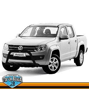 Quebra Mato Universal Elegance Preto para Volkswagen Amarok