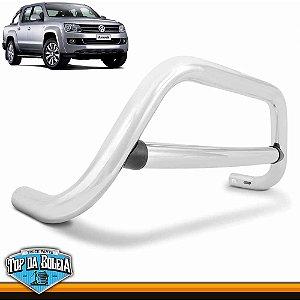 Quebra Mato Universal Elegance com Barra Cromado para Volkswagen Amarok