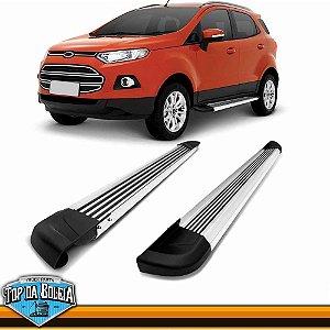 Estribo Alumínio G2 Polido para Ford Ecosport à partir de 2013