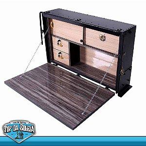 Caixa de Cozinha para Caminhão Cegonheira Caibi  105 x 64 x 28