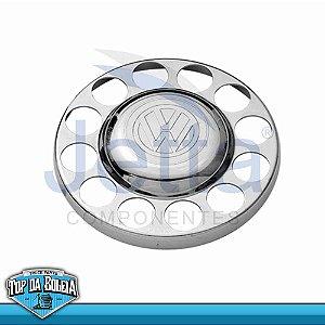 Par de Sobre Tampa do Cubo da Tração para Volkswagen 3/4