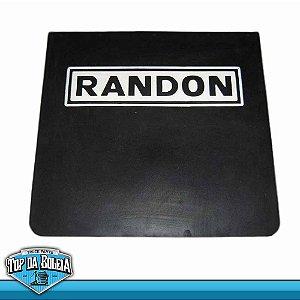 Apara Barro Injetado Alto Relevo Bitrem Randon (57,5x62)