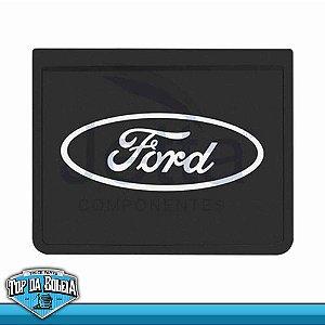 Apara Barro Traseiro Injetado para Ford (60x50)