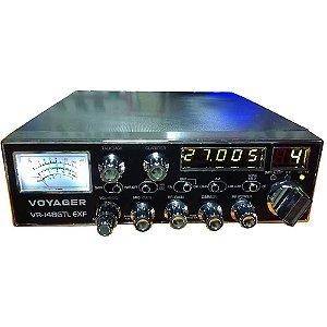 Rádio PX Voyager 148 GTL EXF 80 Canais