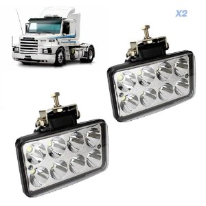 Farolete de Led Scania 112 113 2 Unidades 12/24v