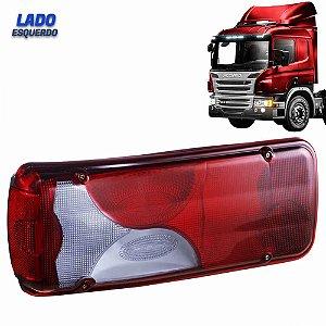 Lanterna Traseira Caminhão Scania S4 S5 LE Botinha
